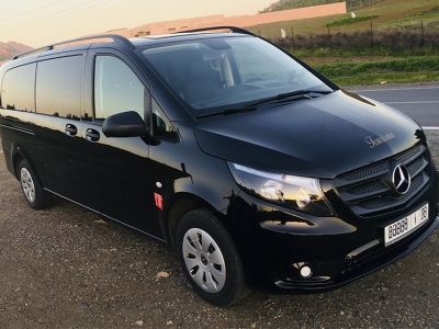 Morocco car rental with driver