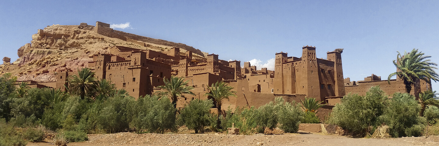 Day trips from Marrakech to desert