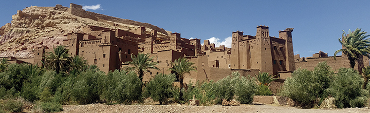 Day trip from Ouarzazate to Ait ben Haddou