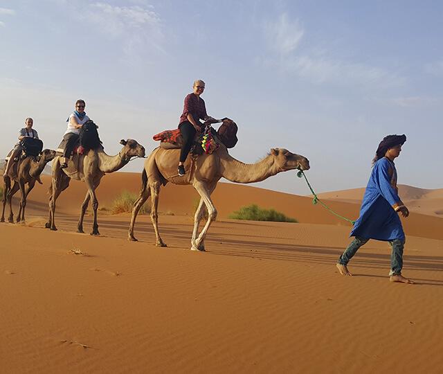 Luxury or cheap morocco desert tours