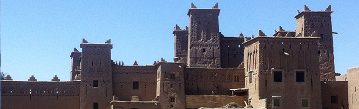 Day trip from Ouarzazate to Kasbah Amridil, Skoura Valley