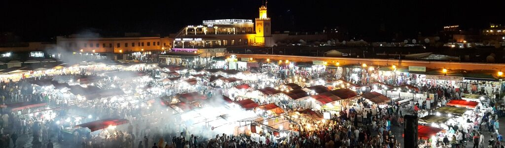 Marrakech full guided city tour