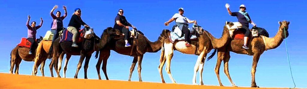 4 days-Marrakech to Fes-quintessential tour